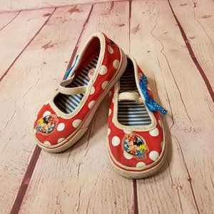 Disney  Minnie Mouse Shoes 6